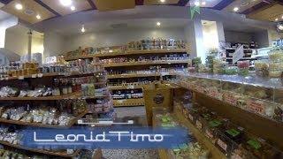 Аргентина. Магазин органічних продуктів в Буенос-Айресі.