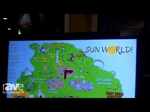InfoComm 2014: SunBriteTV Presents Updated DS-4720L Marquee