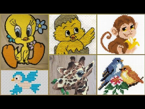 Amazing And Beautiful Cross Stitch Patterns For Everything
