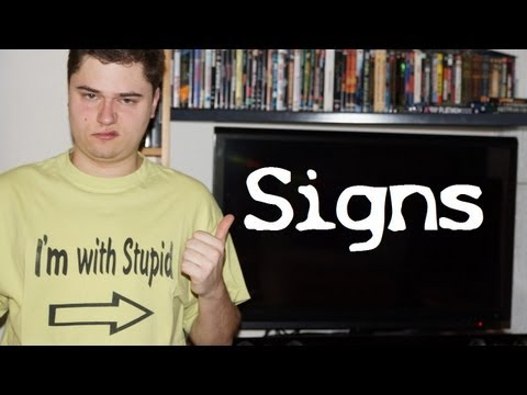 SIGNS (M. Night Shyamalan) / Playzocker Reviews 4.82