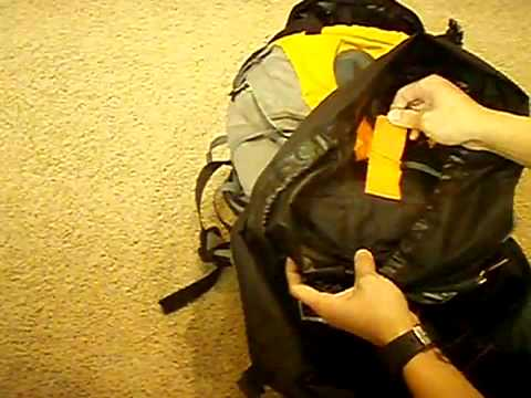 Deuter Futura 42 AC Backpack Review (Part 2of2)
