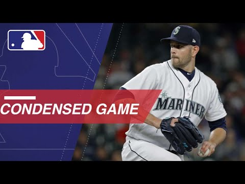 Condensed Game: DET@SEA - 5/19/18