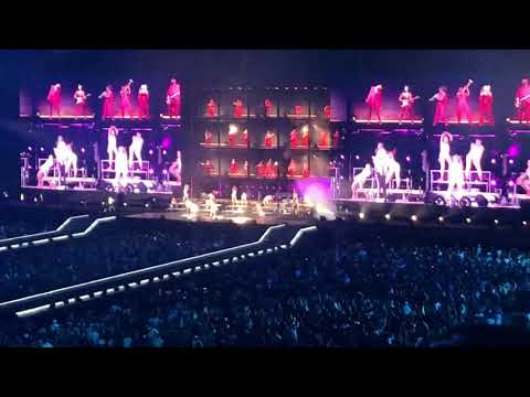 Beyonce and J-Z - Crazy in Love - On the Run II Tour 2018, Pasadena California 2018