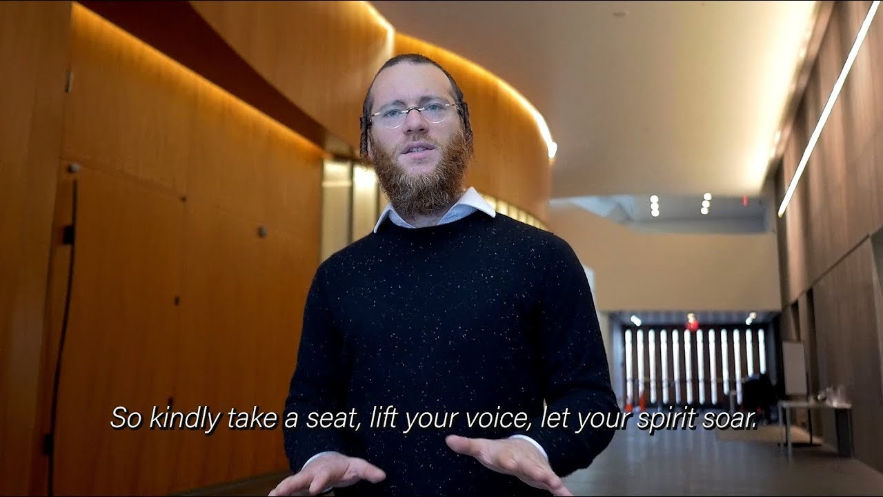 This Is The Greatest Shul - Lincoln Square Synagogue (A Parody) - Yanky Lemmer