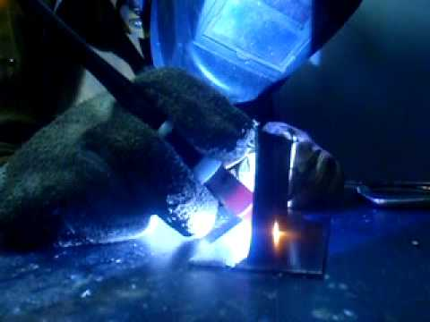 how to get into welding