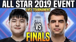 Uzi vs Bwipo 1vs1 FINAL - 1vs1 Tournament FINAL - All Star 2019 Day 3