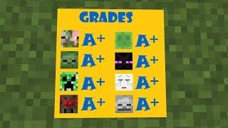 Monster School: DRONE FUN - Minecraft Animation