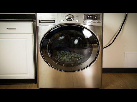 LG DLEX 3570V Dryer review