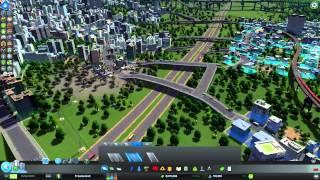 Cities skylines : présentation de Trouducland