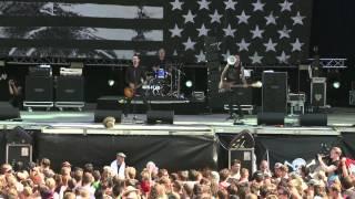 """Open Flair 2014 - Anti-Flag (""""Broken Bones"""")"""