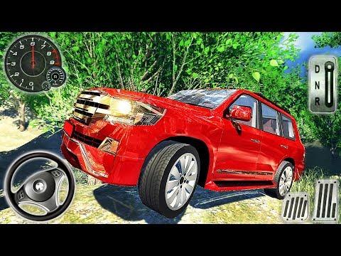 mountain-real-car-prado-driving---offroad-4x4-land-cruiser-simulator---android-gameplay