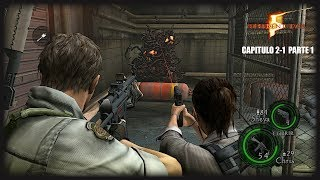 Resident Evil 5: Capitulo 1-2 Parte 2