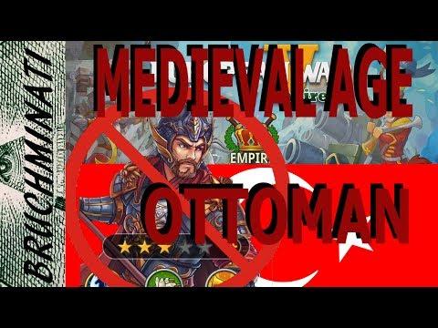European War 5 | Ottoman Empire Medieval Age Conquest #2