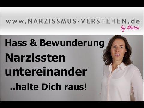 Hass und Bewunderung - Narzissten untereinander, Dynamiken & Deine Grenzen