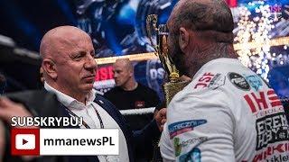 Powrót Różala do MMA, nowa telewizja, odwołane DSF w Szczecinie i Jenel vs Ruta 2