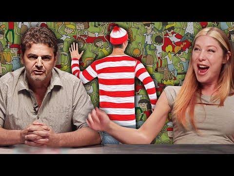 Private Investigators Try To Find Waldo