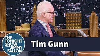 Tim Gunn Has Some Style Tips for Donald Trump