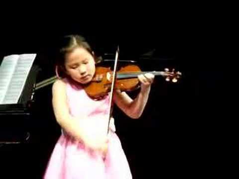 Polish Dance by Soo (8 yr old violin)
