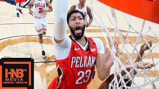 New Orleans Pelicans vs Chicago Bulls Full Game Highlights | 11.07.2018, NBA Season