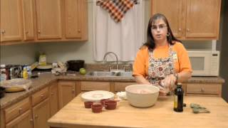 Longaberger - Microwave Chicken With Kathy Eakle