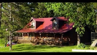 Property Land Home For Sale 3 Bedroom 2 Bath Log Cabin 23 Acres Mountain View, Missouri