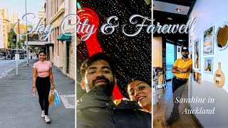 Sky City | Sky Tower | Auckland | Day 15 | Sanshine in New Zealand