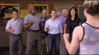 Бруклин 9 9 4 сезон 3 серия, трейлер