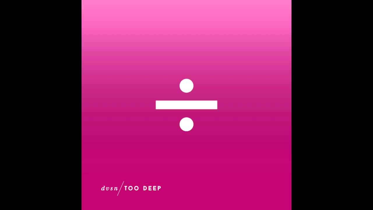 Download dvsn - Too Deep (Official Audio)