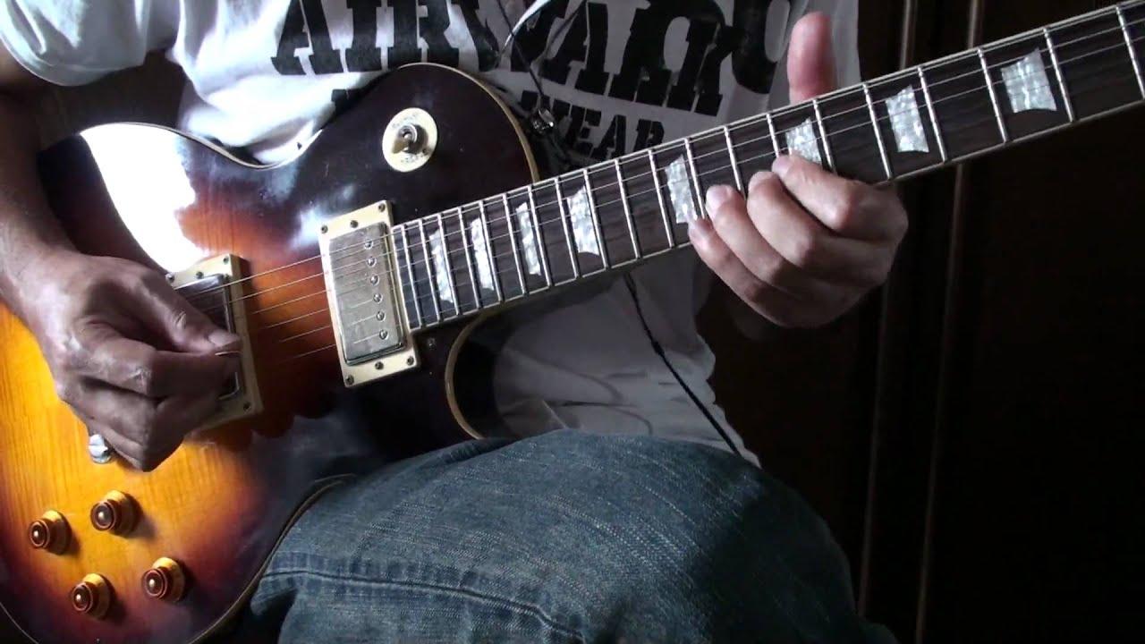 Vox Amplug ''hotel California'' Guitar Solo