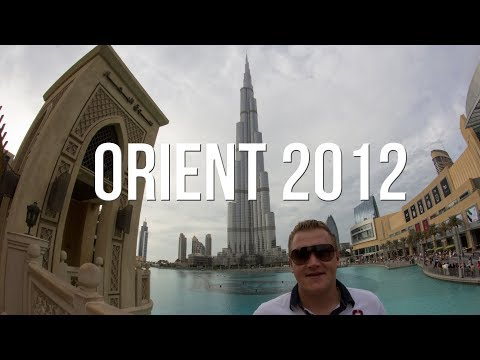 Orient 2012 | Dubai - Abu Dhabi - Muscat - Bahrain - Dubai