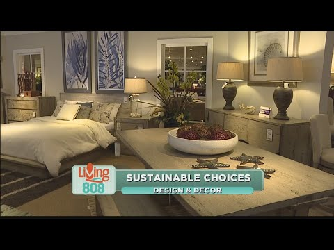 Design & Decor: Sustainable Choices