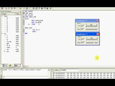 6 EXP6  2 Realization of hardware interrupts ASM by DR K HARIHARAN