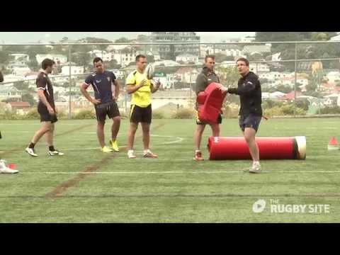 Mike Friday 7's Defence 3rd Man decision making around the breakdown