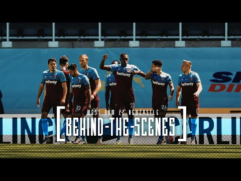 SOUČEK & ANTONIO SCORE AGAIN | BEHIND THE SCENES