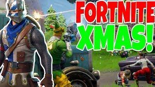 XMAS UPDATE! SO MANY NEW SKINS! - Fortnite