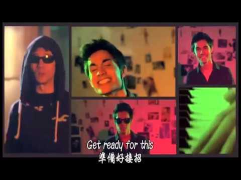 Sam Tsui:DJ Got Us Falling In Love(中文字幕)