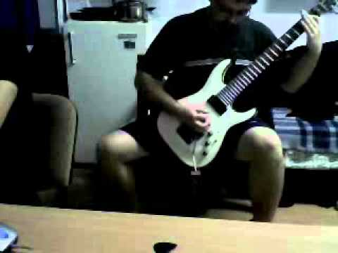 lamb of god - laid to rest cover by ontz