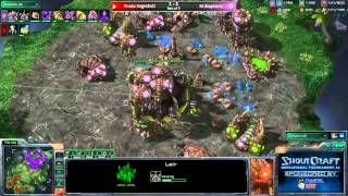 ► SHOUTcraft - SCi4 - RO8 : Stephano vs NightEnD G3