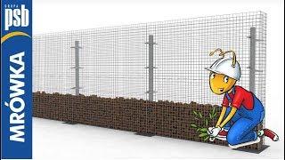 Jak zbudować kamienne ogrodzenie gabionowe?