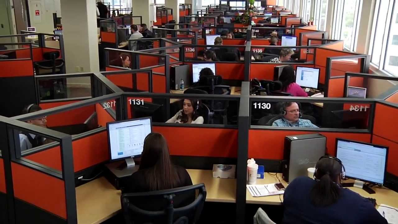 U-Haul Self-Storage Affiliate Network Contact Center - YouTube