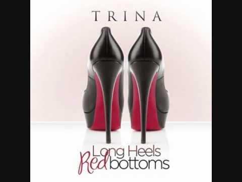 Trina - Long Heels Red Bottom