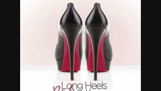 Trina - Long Heels Red Bottom