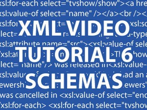 XML Video Tutorial 6