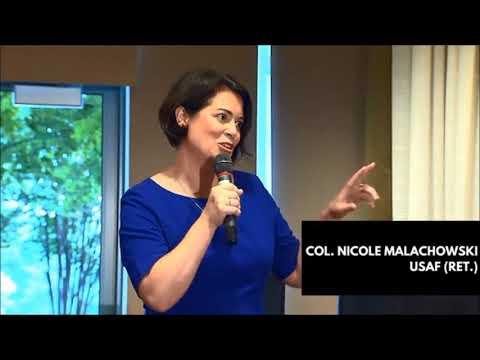SPEAKER NICOLE MALACHOWSKI - Cultural Change, Becoming a ...