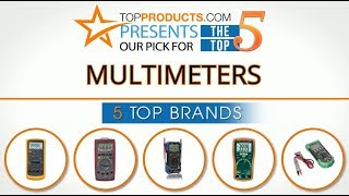 Best Multimeter Reviews 2017 – How to Choose the Best Multimeter