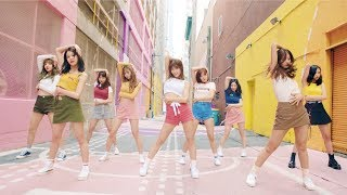TWICE「LIKEY -Japanese ver.-」Music Video