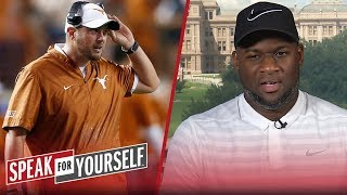 Vince Young joins Whitlock and Wiley to talk Tom Herman and more | CFB | SPEAK FOR YOURSELF