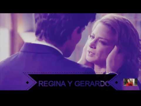 Regina  Y Gerardo😍Amarte Es Un Placer