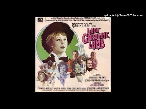 Richard Rodney Bennett : Lady Caroline Lamb - Elegy for viola & orchestra, from the film (1972)