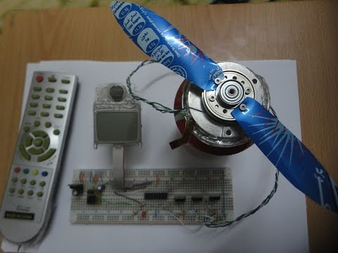 Arduino y motor de disco duro actualizado funnycat tv for Smart drive motor controller
